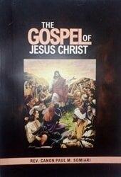 The Gospel by Rev. Can. Paul M. Somiari